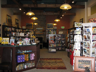 Hearthfire Books, Bergen Village Shopping Center, Evergreen, CO