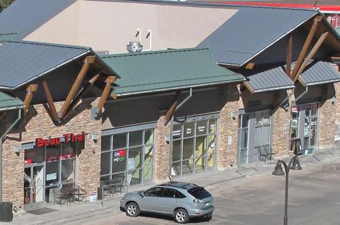 Bergen Village Shopping Center restaurants